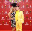 Celebrities Attend Emirates Melbourne Cup Day