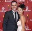 Celebrities Attend Emirates Melbourne Cup Day - Shannon Noll