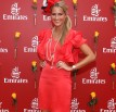 Celebrities Attend Emirates Melbourne Cup Day - Lily Romano