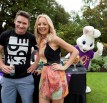 Cadbury Easter Campaign 2012 - Dave Hughes & Carrie Bickmore