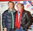St Kilda Film Festival 2012 - Opening Night - Lee Rogers & Terence Donovan