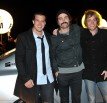 St Kilda Film Festival 2012 - Opening Night - Kevin Hofbauer, Matthew Le Nevez, Richard Davies.