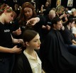 David Jones S/S Season Launch - Backstage