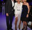 LMFF CEO Graeme Lewsey, Sarah-Jane Clarke and Kellie Hush