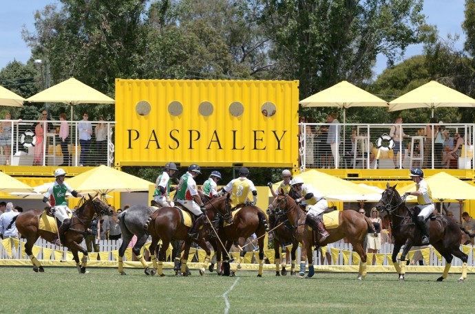 2012 Paspaley Polo in the City