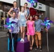 Launch of Spencer Outlet Centre
