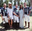 Land Rover Team with Jennifer Hawkins and Rebecca Judd