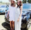Jennifer Hawkins and Rebecca Judd