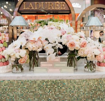 Ladurée launch