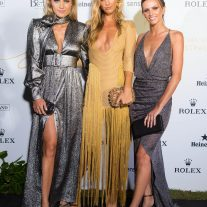 Elyse Knowles, Brooke Hogan & Britt Davis