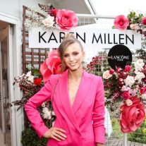 Karen Millen Spring Racing Launch - Brit Davis 2