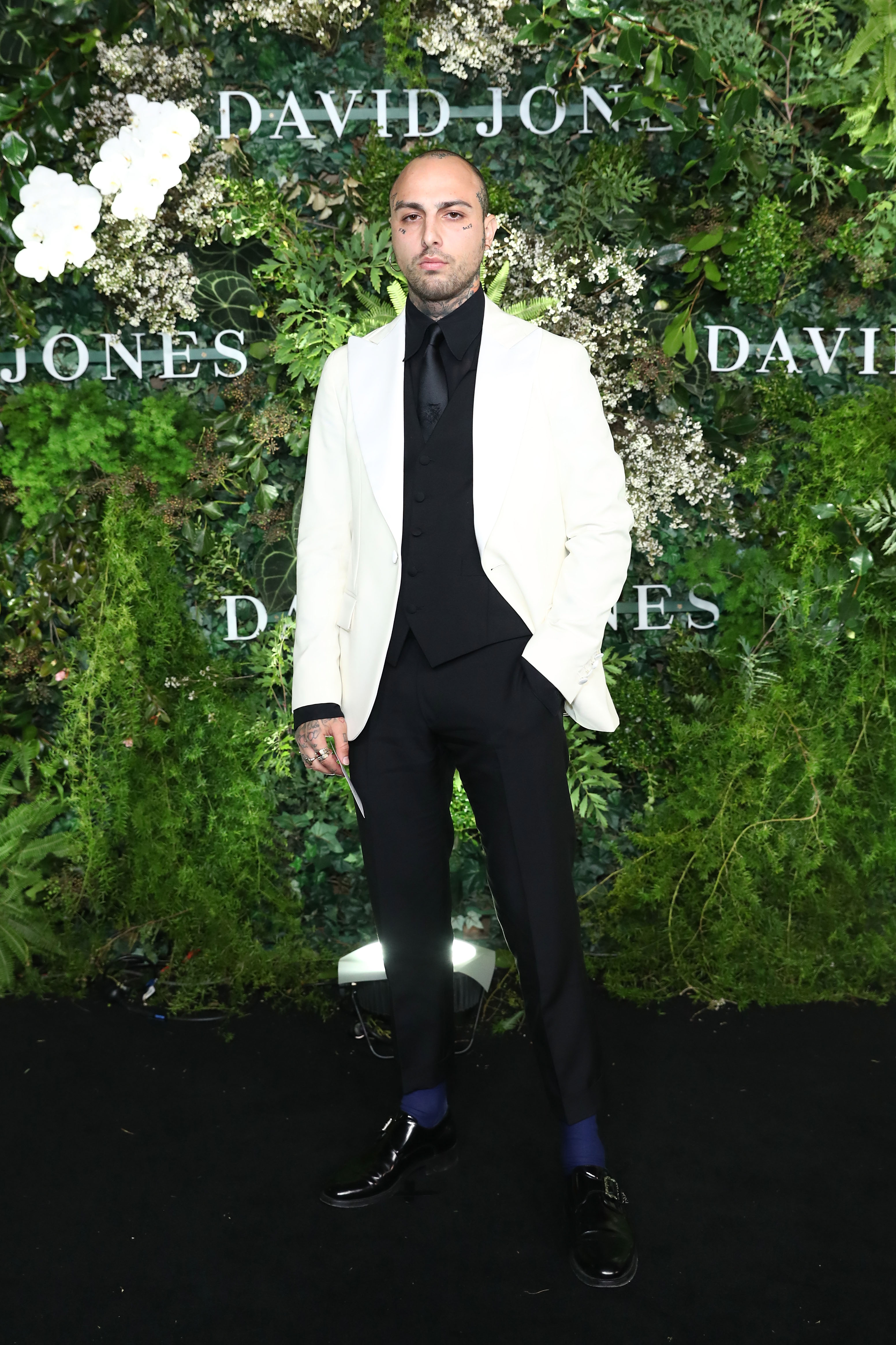 SYDNEY, AUSTRALIA - AUGUST 08:  Roberto Malizia attends the David Jones Spring Summer 18 Collections Launch at Fox Studios on August 8, 2018 in Sydney, Australia.  (Photo by Mark Metcalfe/Getty Images for David Jones) *** Local Caption *** Roberto Malizia