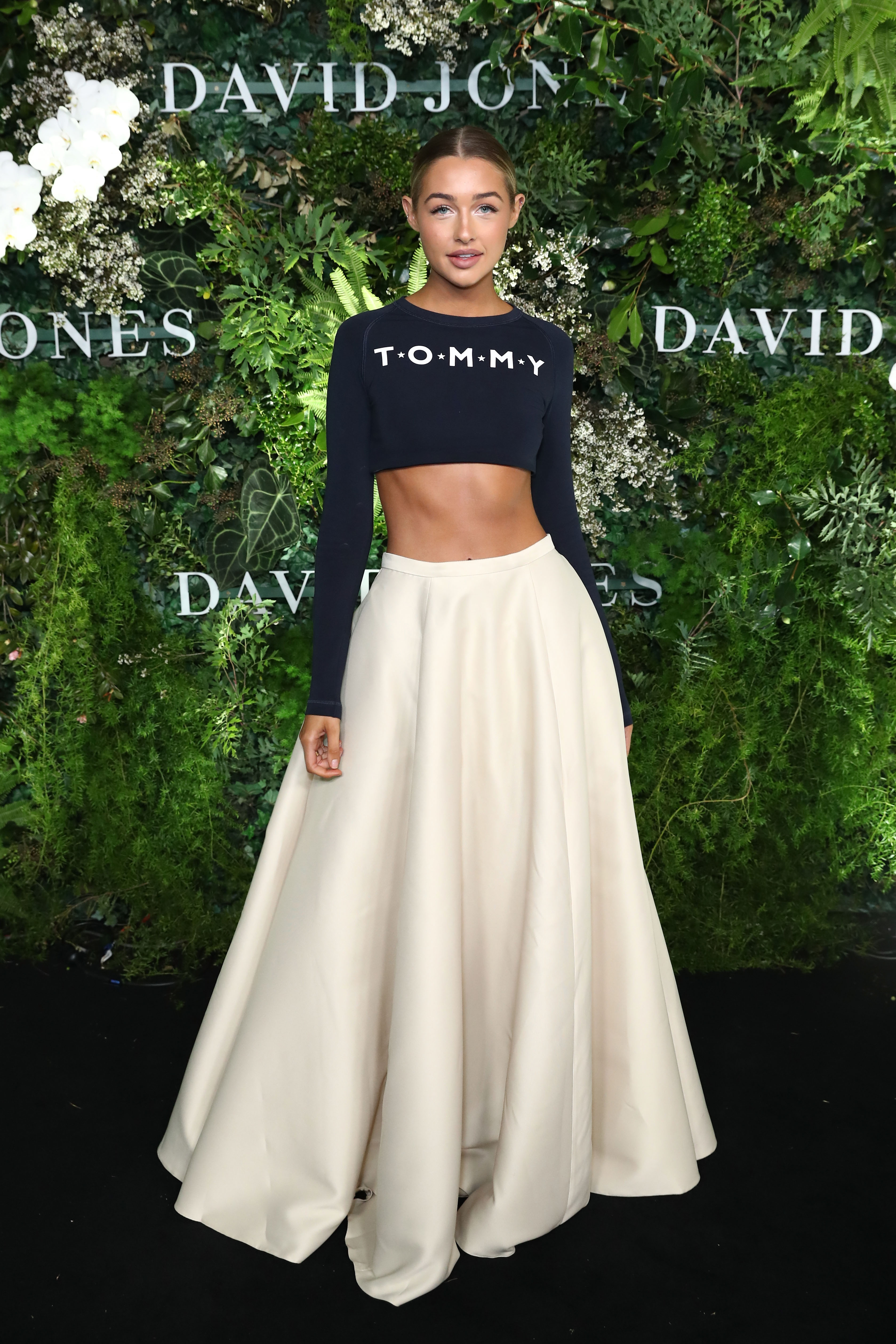 SYDNEY, AUSTRALIA - AUGUST 08:  Sammy Robinson attends the David Jones Spring Summer 18 Collections Launch at Fox Studios on August 8, 2018 in Sydney, Australia.  (Photo by Mark Metcalfe/Getty Images for David Jones) *** Local Caption *** Sammy Robinson