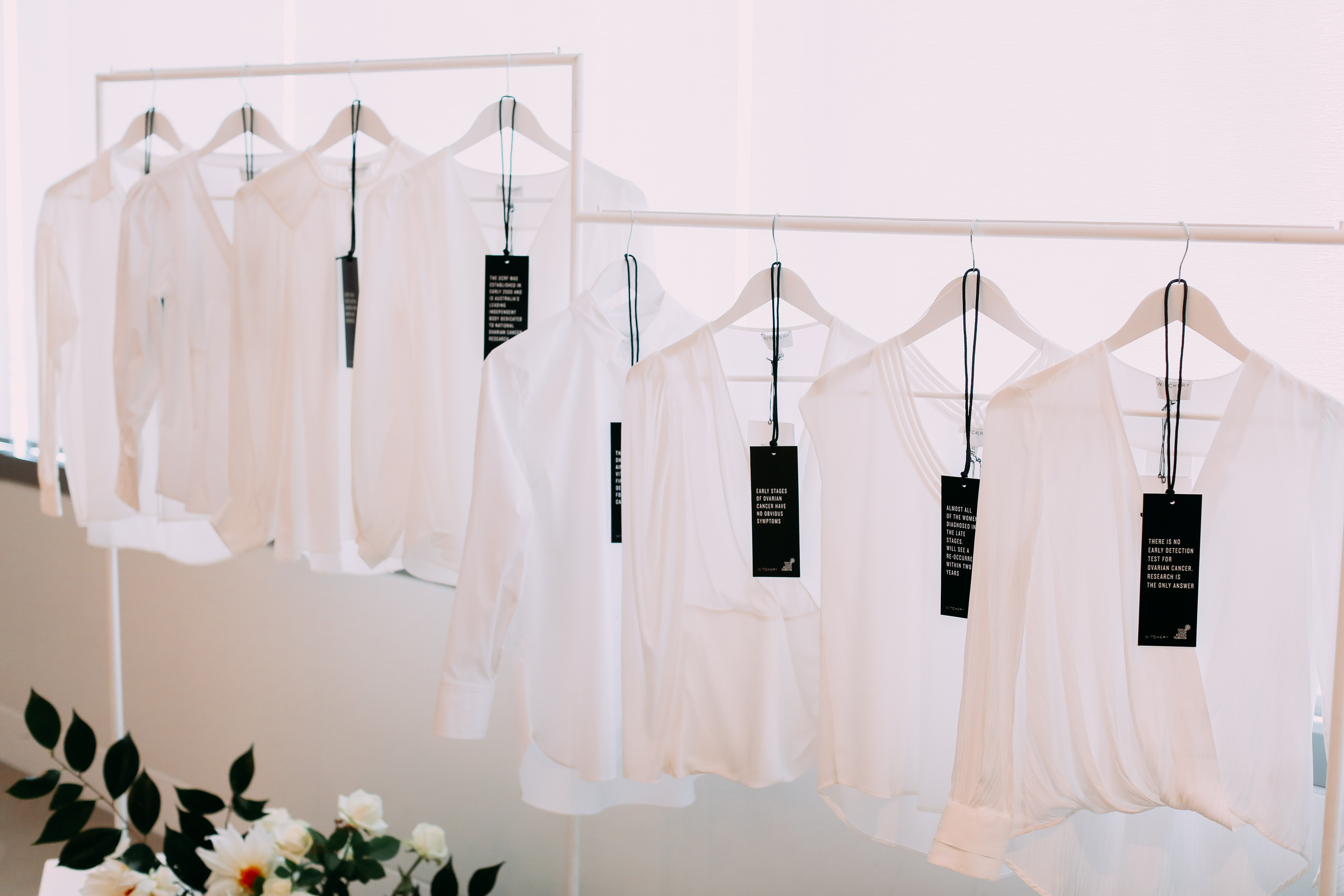 2019 Witchery White Shirt Campaign Launch at Private Residences Suite One Barangaroo Sydney 3