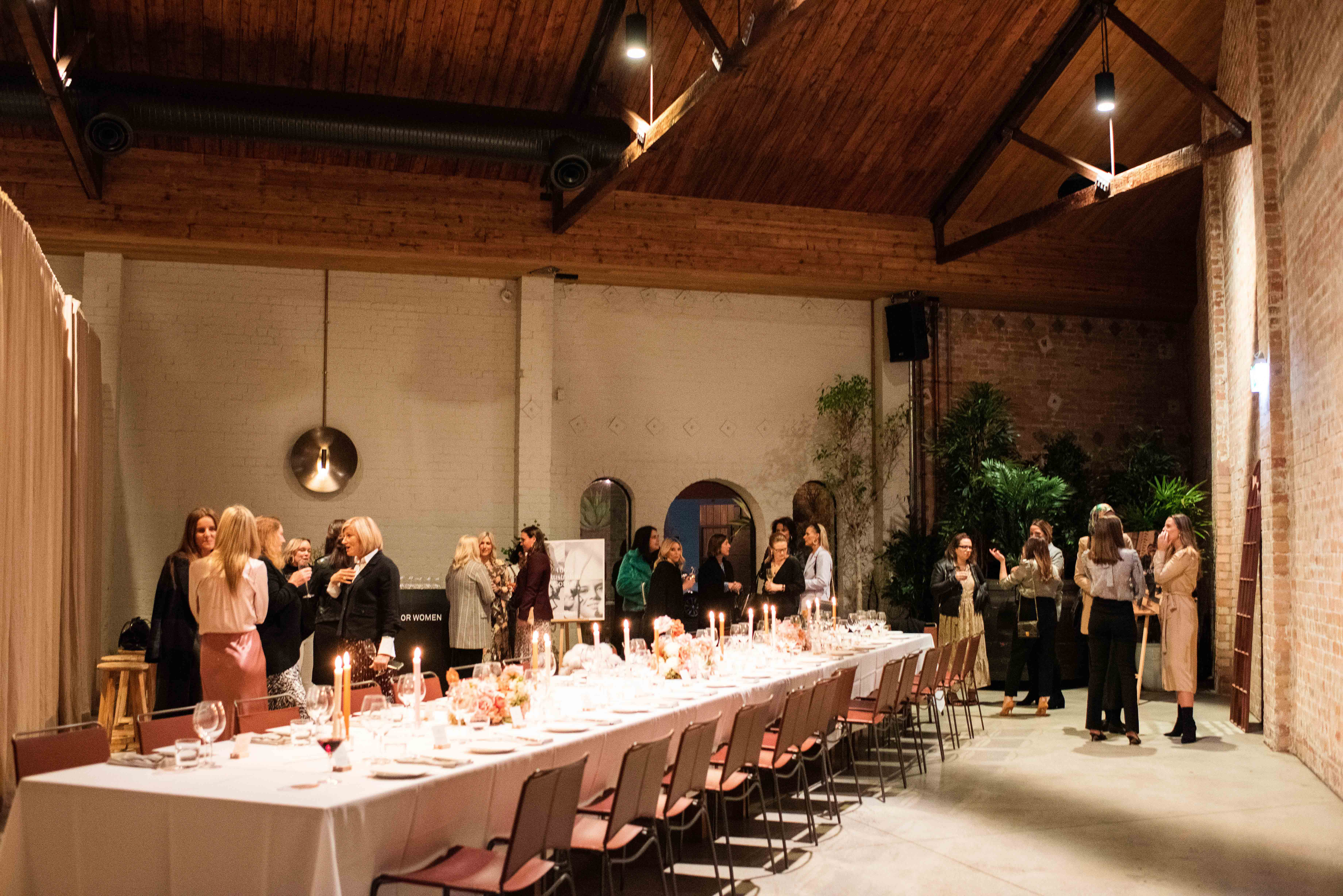 Sussan Only for Women Dinner